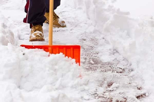 Preventing Outdoor Same-Level Slips, Trips, and Falls