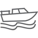 high perfromance boat icon