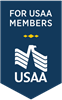 USAA Blue Logo